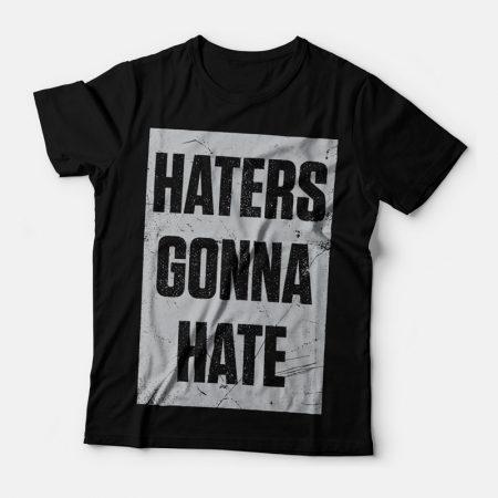 Camiseta haters gonna hate feminina cover