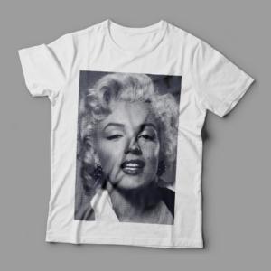 Camiseta Marilyn Monroe Feminina