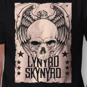 Camiseta Lynyrd Skynyrd Arte