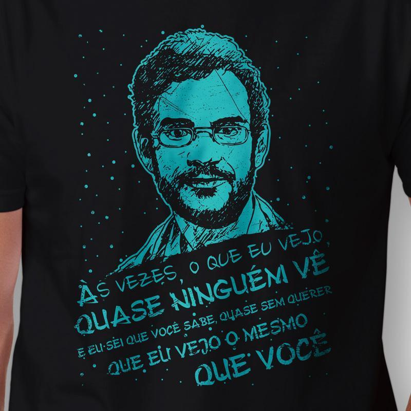 Camiseta Renato Russo Arte