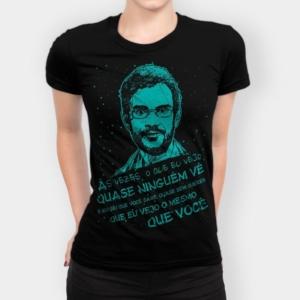 Camiseta Renato Russo Feminina Capa 1
