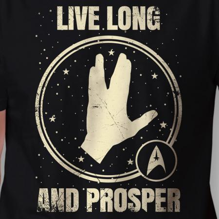 Camiseta Star Trek Zoom