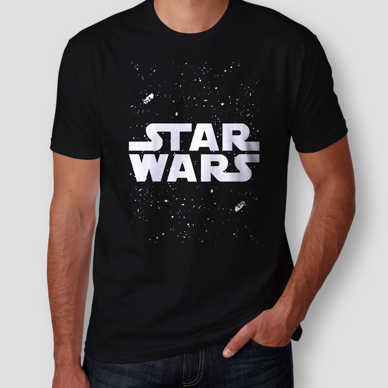 Camiseta Star Wars Masculina Capa