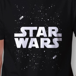 Camiseta Star Wars Zoom