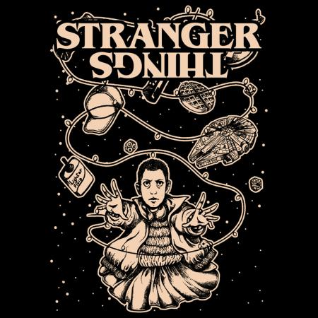 Camiseta Stranger Things Eleven Arte