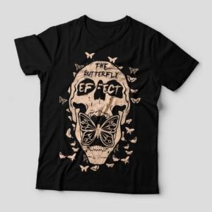 Camiseta The Butterfly Effect Feminina Capa 1
