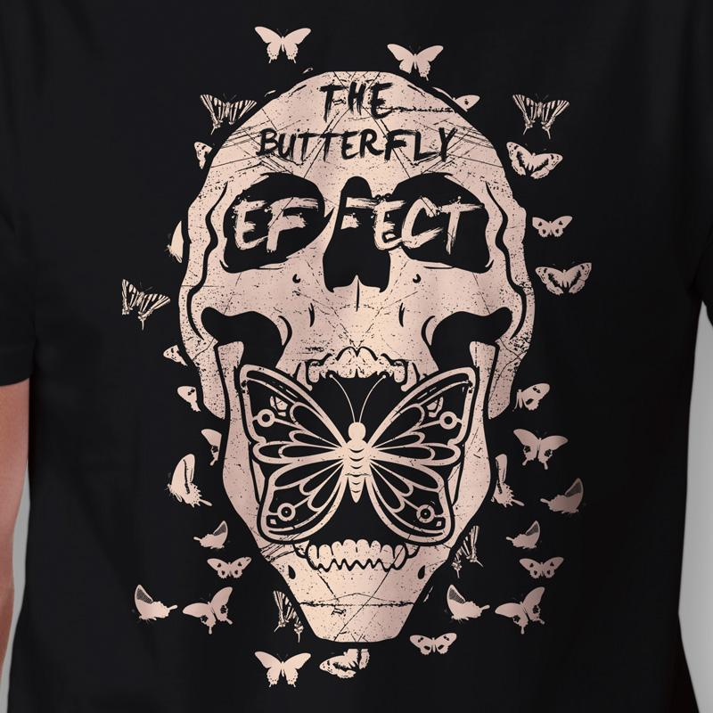 Camiseta The Butterfly Effect Zoom