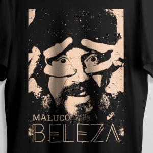 Camiseta Raul Seixas Maluco Beleza Masculina Zoom