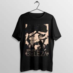 Camiseta Raul Seixas Maluco Beleza Masculina Capa