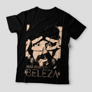 Camiseta Raul Seixas Maluco Beleza Feminina Capa