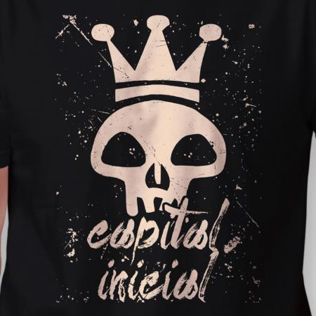 Camiseta Capital Inicial Masculina Zoom