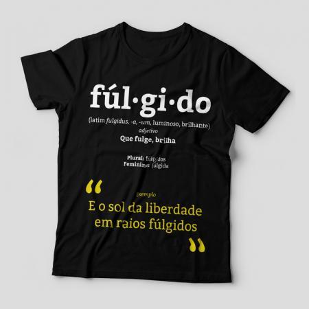 Camiseta Fúlgido Feminina Capa