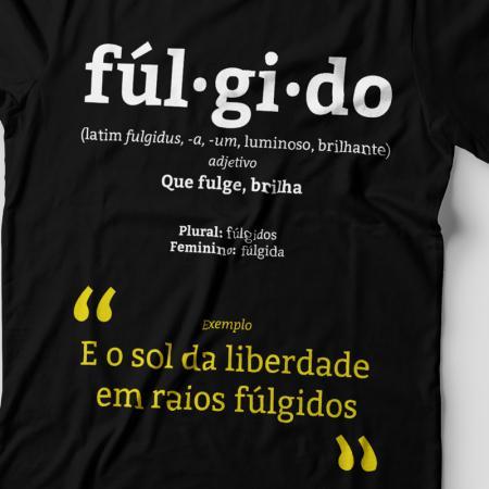 Camiseta Fúlgido Feminina Zoom
