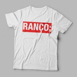Camiseta Ranço Feminina Branca