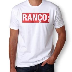 Camiseta Ranço Masculina Branca