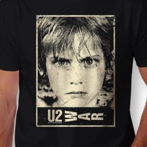 Camiseta U2 WAR Arte