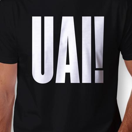Camiseta UAI Arte